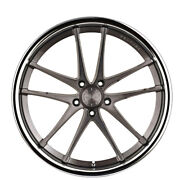20 Vertini Rf1.5 Forged Titanium Concave Wheels Rims Fits Cadillac Cts V Coupe