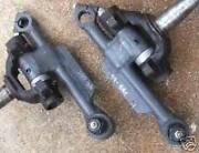 Fatman Fabracation 1949-1951 Mercury Dropped Uprights And Steering Arms