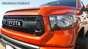 2014-2017 Tundra Trd Pro Grill And Bulge 4x0 Inferno Genuine Oem