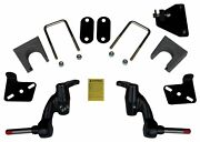 Jake's Lift Kits Ezgo Rxv 3 Inch Spindle Lift For 2008-2013 Gas Models