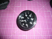 Yacht And Boat Drive Oil Gauge Stewart Warner 826380 0-300 No Clips Or Box
