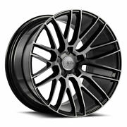 19 Savini Bm13 Tinted Concave Wheels Rims Fits Ford Mustang Gt Gt500