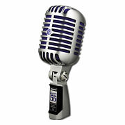 Shure Super 55 Deluxe Vintage-style Microphone