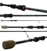 Rapala Maxwell 7and039 2pc 1-3 Kg 30 Ton Graphite Blank Spin Fishing Rod Mxs702ul