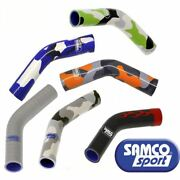 Gas-8 Fit Gas Gas Ec 300 Oem 2t 2018-2019 Samco Premium Rad Hoses And Kale Clips