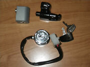 Honda St90 Ignition Switch With Steering Lock And Helmet Lock