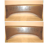 Ford Truck And Bronco Center Rear Panel Set L And R 1973-1979 Schott