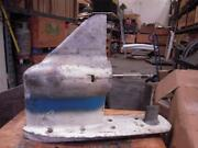 Complete Lower Unit Chrysler Marine 300 Series Approx 1.50 Ratio