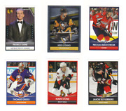 2016-17 Panini Hockey Stickers - Base Cards - Pick From Sticker Card 's 1-250
