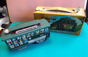 Vtg San Francisco Powell And Mason Sts 514 Cable Car Toy With Box Made In Japan