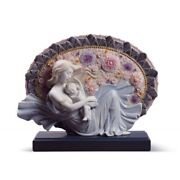 Lladro Blossoming Of Life Mother Figurine 01008782
