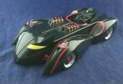 Batman The Brave And The Bold Transforming Batmobile - Action Figure Vehicle