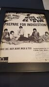 Dave Dee, Dozy, Beaky, Mick And Tich Rare Original Promo Poster Ad Framed