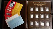 Norman Rockwelland039s Best Loved Post Covers Silver Bullion Very Rare Buy It Now