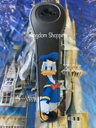 New Disney Donald Duck Black Magic Band 2 Magicband Link Later