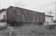 Wellsville, Addison And Galeton Wag Outer Braced Boxcar 5317 - 8x10 Photo