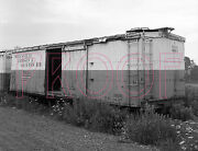 Wellsville, Addison And Galeton Wag Boxcar 4003 - 8x10 Photo