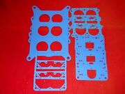 Holley/ford Blue Gasket Kit For Three Deuces - Three Carbs
