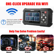 Obdprog M500 Odomaster Car Odometer Correction Adjustment Oil Reset Scan Tool