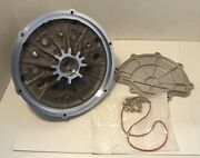 Delco Remy Alternator Rectifier End Frame W/mounting Hardware P/n 1976516