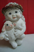 Dreamsicles Love My Lamb 10368 Kristin 98 Good Condition No Defects.
