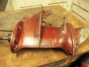 Complete Lower Unit Fits 50and039s And 60and039s Evinrude/jonson 15 Hp