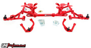 Umi Performance 1998-2002 F-body Ls1 Front End Kit Street Stage 2 Fbs002 Red