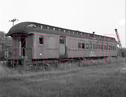 Wellsville, Addison And Galeton Wag Coach X4089 - 8x10 Photo