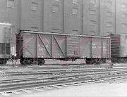 Wellsville, Addison And Galeton Wag Outer Braced Boxcar 5269 - 8x10 Photo