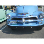 Chevrolet Chevy Grill / Grille Chrome With Black Letters 1954-1955