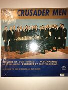 The Crusader Men Lp-word Records-wst-8334-lp Very Rare Vintage Collectible