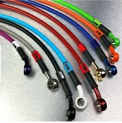 Yamaha R1 R1m R1s 2015-2020 Front And Rear Abs Brake Line Kit 7 Lines Coremoto