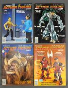 Tomart's Action Figure Digest 48 January 49 February 52 May And 54 July 1998