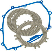 Clutch Friction Plates And Gasket For Honda Trx70 Fourtrax 70 2x4 1986 1987