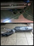 Brabus Style G Class W463 Exhaust System Complete G500 G55 G63 G700 G850 G800