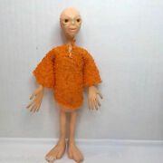Close Encounters Of The Third Kind Alien Figure Bendy Doll 7h 1977 Columbia Pic