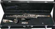 Bass Clarinet Low Eb Pro Level Easy Blowing Great For Student Or Pro Hard Rubber