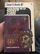 Shadow On The Stars By Robert Marcus Jr. Pbo Laser Books 57 Rare Collectible