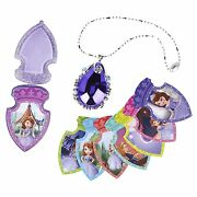 Disney Sofia The First Talking Magical Amulet 14 Pieces Batteries Not Included