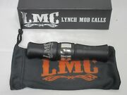 Lynch Mob Calls The Game Over Goose Call Stealth Black
