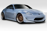 Couture Ams Gt Body Kit - 4 Piece For 2003-2008 350z Z33