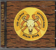 Allman Brothers Dixie Flag Woodstock 1994 Cd Italy Vg Condition
