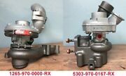 Turbochargers For 2001-2009 Iveco Ldv Commercial Vehicle With F1c Euro 5 Engine