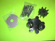 Fast 2-3 Day Delivery Mercruiser Bravo Water Pump Impeller Kit Housing Raw Sea