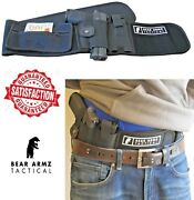 Belly Band Holster For Concealed Carry By Bear Armz Tacticalandnbsp Iwb/owb 2100+ Sold