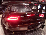 Mazda Rx7 Rear Led Smoked Brake Tail Light Assy Sequential Chase Turn Signal