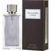 Abercrombie And Fitch First Instinct Cologne 3.4 / 3.3 Oz Edt New In Box
