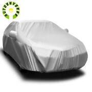 Full Car Cover Waterproof Uv Rain Dust Resistant Auto All Weather Protection Us