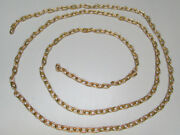 New Clock Weight Chain For Many Weight Driven Clocks - Choose From 7 Sizes