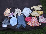 100 Vintage Gymboree Baby Girl 3-6 Spring Summer Clothes Dress Lot 11 Items